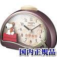 スヌーピーR506 CITIZEN シチズン 4SE506MJ09 置き時計 国内正規品 時計 販売 種類