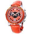 HW913OR 送料無料 新品 ハンティングワールド HUNTING WORLD 時計 腕時計 メンズ イリス アナログ表記 クロノグラフ オレンジ 正規品 通販 ブランド ボーナス 新作