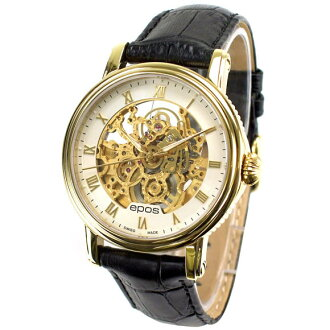 All over the world / 3390 SKGPRWH ETA 2892-A2 EPOS interesting mens watch domestic genuine watch WATCH manufacturers warranty sales type