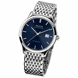 All over the world / 3420 BLM automatic winding EPOS interesting men's watches genuine watch WATCH manufacturers warranty sales type 05P29Jul16