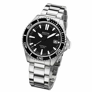 All over the world / 3413 BKM automatic winding EPOS interesting men's watches genuine watch WATCH manufacturers warranty sales type 05P29Jul16