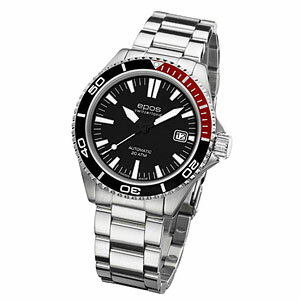 Worldwide / 3413 BKRDM automatic winding EPOS interesting men's watch domestic genuine watch WATCH manufacturers warranty sales type