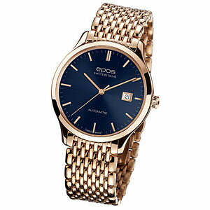 All over the world / 3420 RGPBLM automatic winding EPOS interesting men's watches genuine watch WATCH manufacturers warranty sales type starting salary 05P27May16