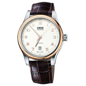 73375944391F classic date ORIS Oris mens watch watch domestic genuine watch WATCH manufacturers with guaranteed sales type Christmas gifts fs3gm