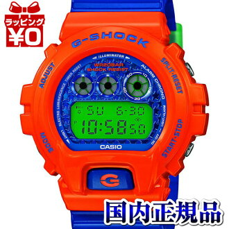 DW-6900SC-4JF Casio g-shock G shock limited edition model mens watch 20 atmospheric pressure waterproof shock structure domestic genuine watch WATCH manufacturers warranty sales type Christmas gifts