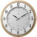 全世界送料無料/4MY837-006サイレントソーラーM837 CITIZEN シチズン ソーラー電源電波掛時計(ソーラー電源+補助電池) 掛け時計 プレゼント フォーマル