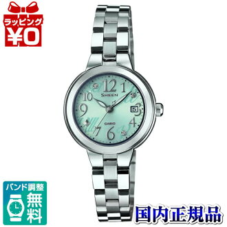 SHE-4506SBD-2AJF Casio /SHEEN solar charge Lady's watch