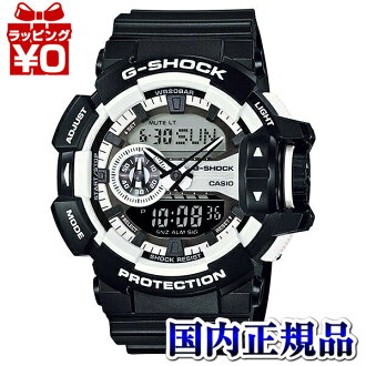 GA-400-1AJF 凱西歐 /G-SHOCK/G 抗衝擊磁手錶 (JIS 類) 男式手錶和常規產品