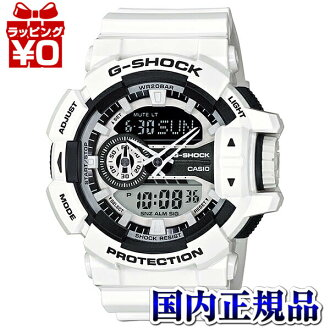 GA-400-7AJF 凱西歐 /G-SHOCK/G 抗衝擊磁手錶 (JIS 類) 男式手錶和常規產品