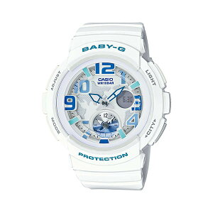 BGA-190-7BJF【CASIO】カシオBaby-G/ベビーGBeachTravelerSeriesLEDライトレディース腕時計