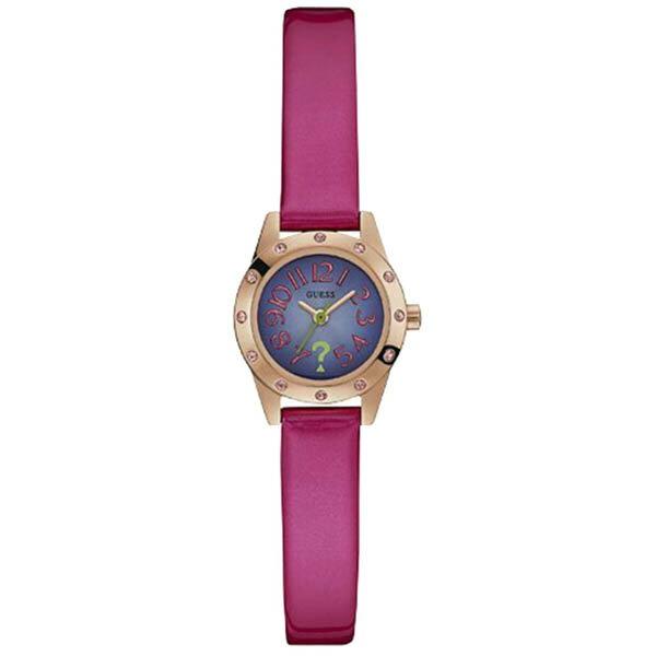 W0341L4 GUESS ゲス 腕時計 CUTESY キューテシー レディース 紫 パープル 紫文字盤 おしゃれ かわいい 就活 W0341L4 GUESS ゲス 腕時計 CUTESY キューテシー レディース 紫 パープル 紫文字盤エレガント