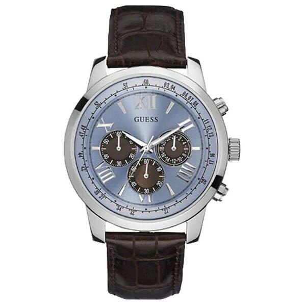 W0380G6 GUESS ゲス 腕時計 HORIZON ホライズン メンズ 青文字盤 ブルー 青 就活 W0380G6 GUESS ゲス 腕時計 HORIZON ホライズン メンズ 青文字盤 ブルー 青【高度に熟練しました】