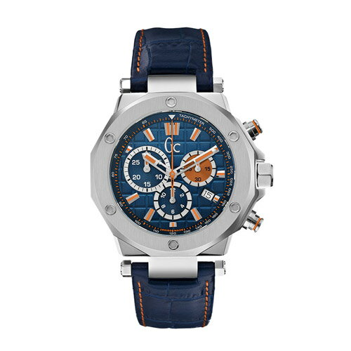 X72029G7S GC ジーシー ゲスコレクション GC-3 ブラウン 革バンド アナログ クロコ型押し カレンダー  メンズ 腕時計 国内正規品 送料無料 ブラウン 革バンド アナログ クロコ型押し カレンダーメンズ 腕時計 カシオ(メンズ 腕時計 カシオ)