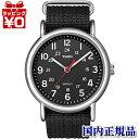 T2N647 TIMEX タイメックス 国内正規品 ウィークエンダー ブラック メンズ腕時計 プレゼント ブランド