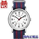 T2N747 TIMEX タイメックス 国内正規品 ウィークエンダー ストライプ ネイビーレッド メンズ腕時計 プレゼント ブランド