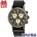 TW2P71500 TIMEX タイメックス 国内正規品 ウィークエンダークロノ フルブラック メンズ腕時計 送料無料 送料込