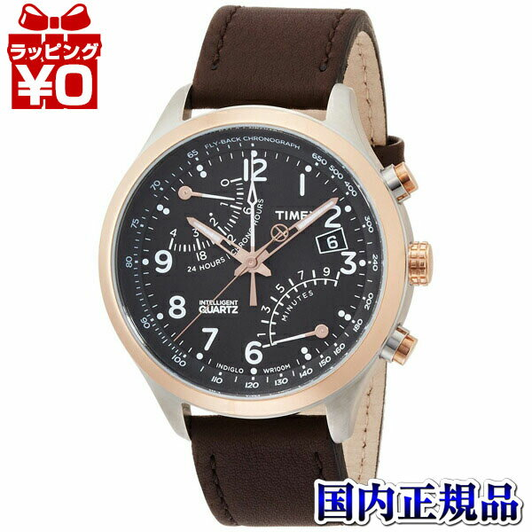 TW2P73400 TIMEX タイメックス 国内正規品 IQ フライバック ブラウン メンズ腕時計 送料無料 送料込 TW2P73400 TIMEX タイメックス 国内正規品 IQ フライバック ブラウン メンズ腕時計