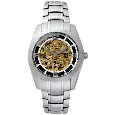 G51007SB GOLD PFEIL ゴールドファイル ウォッチ G51007 Series ゴールド スケルトン メンズ 腕時計 送料無料 送料込 G51007SB GOLD PFEIL ゴールドファイル ウォッチ G51007 Series ゴールド スケルトン メンズ 腕時計
