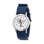 【クーポン利用で200円OFF】M30-02-WHNV Disny ディズニー MICKEY ミニー ミニーマウス ナイロンベルト レディース腕時計 おしゃれ かわいい