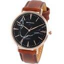 BA3102-RSBLBR BROOKIANA ブルッキアーナ NEW MODEL BA3102 40mm ユニセックス 男女兼用 腕時計 国内正規品 送料無料