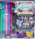 【数量限定!】トンボ鉛筆プレイカラーK×ECONECO6色スペシャルセットD「スノーマジック」今だけ限定!オリジナル缶ケース付き【数量限定!】