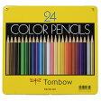 トンボ鉛筆色鉛筆 NQ 24色大人の塗り絵やコロリアージュにも使える色鉛筆送料250円土日も配送します