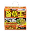 【フマキラー】カダン 除草王シリーズ オールキラー粒剤 2kg