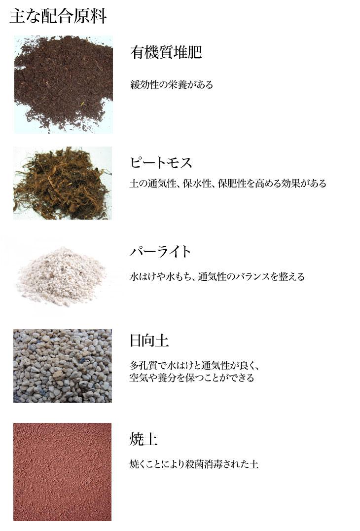 【送料無料】 最高級培養土 15L 3袋セット...の紹介画像3