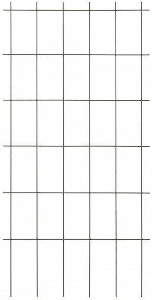 【送料無料】【 タカショー 】 クライミングスクエアトレリスブラウン GSTR-RC04BS 4枚セット フェンス 目隠し アイアン ガーデニング