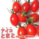 アイコトマト3.0kg 熊本産塩トマト