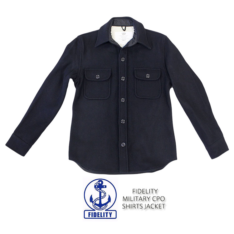 Fidelity 24oz military cpo shirts jacket for Fidelity cpo shirt jacket