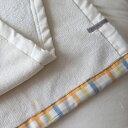 トロピカル・ ベビー綿毛布