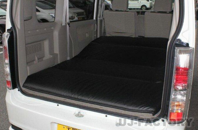 【rakuマット】 Sサイズ(汎用品/マット単品) 車中泊やオートキャンプに♪安心・高品質の日本製! らくマット
