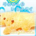 【新商品】そのまんまいるかパイ6個入 かわいい形のパイです。【YDKG-t】