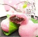 【季節限定】銘菓 さくら餅【つぶあん】 大 18個入【期間限定】【YDKG-t】