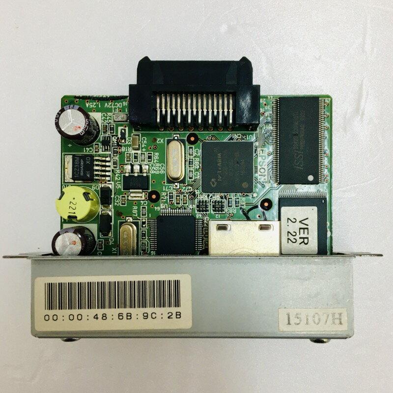 【】[ EPSON ] EPSON サーマルプリンタ用 Ethernet Interface / UB-E02 / 良質Mac,PCならおまかせ!【しおからい?】