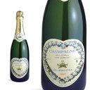 シャンパーニュ アンリ・ド・ヴォージャンシー グラン・クリュ キュヴェ・デ・ザルムー ブラン・ド・ブラン 750ml (シャンパン 白 箱なし)