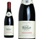 ヴァンソーブル レ コルニュ 2016年 ファミーユ ペラン 750ml (フランス ローヌ 赤ワイン)