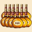 スーパーニッカ【送料無料】スーパーニッカ 43% 700ml 12本入り 1ケース 正規品(ブレンデッドウイスキー)