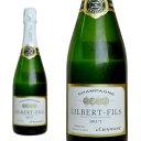 シャンパン リルベール・フィス グラン・クリュ ブラン・ド・ブラン (クラマン) ブリュット 750ml (フランス シャンパーニュ 白 箱なし)