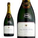 シャンパン ギィ・ミッシェル ブリュット ミレジム 1990年 マグナムサイズ 1500ml (フランス シャンパーニュ 白 箱なし)