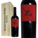 エス レッド ヴィンテージ 2015年 ジャンフランコ・フィノ 750ml 木箱入り (イタリア 赤ワイン)