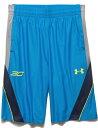 バスケットショーツ バスパン ウェア アンダーアーマー UnderArmour SC30 Lock In Shorts E.Blu/M.Nvy/Sunbleac...