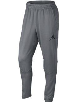 籃球褲穿夾克喬丹耐克喬丹 AJ 360 羊毛褲 C.Gry 街