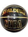 バスケットボール 7号球 バスケットボール アンダーグラス スポルディング Spalding Ball Spal Underglass Blk/Gold
