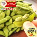 山形県鶴岡産 枝豆 だだちゃ豆 秀品(3kg)