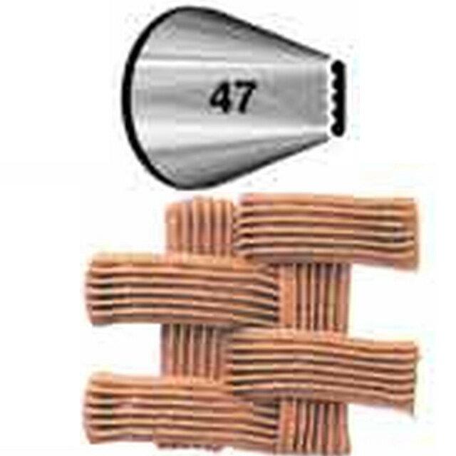 WILTON(ウィルトン)バスケットチップ#47口金カゴ片目両目оキッチン用品 食器 調理器具 調理
