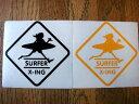 【SURF-N-SEA】サーフアンドシー・ステッカー カットアウト(MED)【Hawaii】【ハワイ 雑貨】【ハワイアン】【ハワイアン】【ハワイアン】