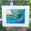 【ヘザーブラウン】【Heather Brown】ART PRINT L Outer Reefへザー ブラウン・アートプリント【ヘザー・ブラウン】【Hawaii】【ハワイ 雑貨】【ハワイアン】【ハワイアン】【ハワイアン】