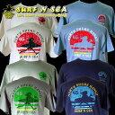【SURF-N-SEA】【サーフアンドシー】【サーフィンシー】メンズ TシャツSNS SUNSET TEE【Hawaii】【ハワイ 雑貨】【ハワイアン】【ハワイアン】【ハワイアン】